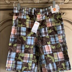 Gymboree Quilted Boys Shorts